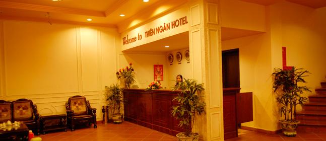 Tiện nghi khách sạn Thiên Ngân Sapa