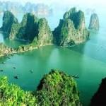 Du lịch Hạ Long 2 ngày 1 đêm giá hấp dẫn hè 2014.