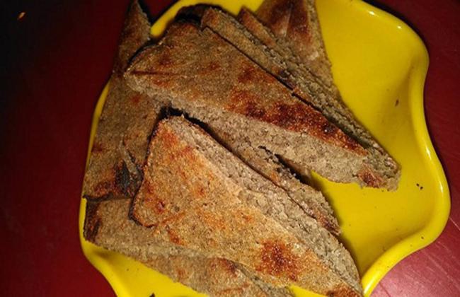 Bánh tam giác mạch