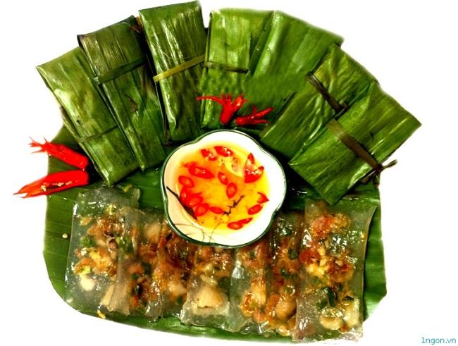 Bánh bột lọc Quảng Bình