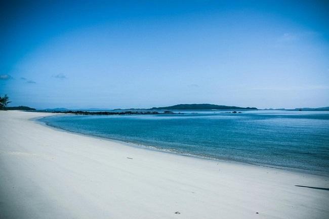 Hồng Vàn vẻ đẹp đảo Cô Tô